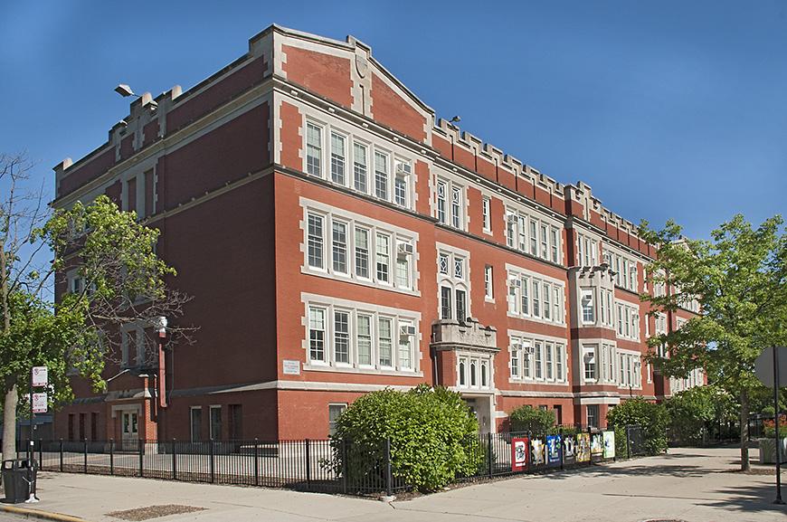 Belding Elementary School